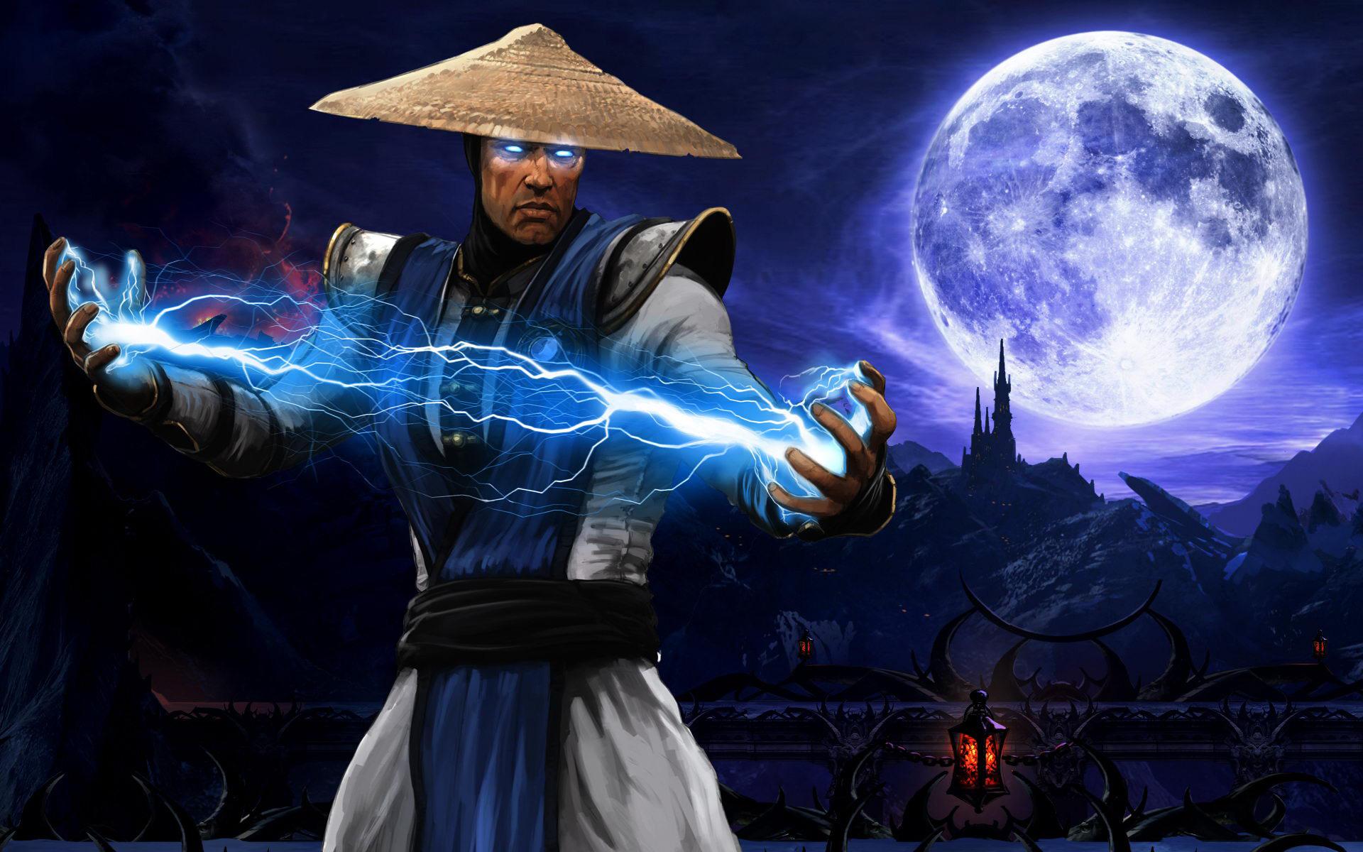 Te presentamos en exclusiva a Raiden, el Dios del Trueno de 'Mortal Kombat'