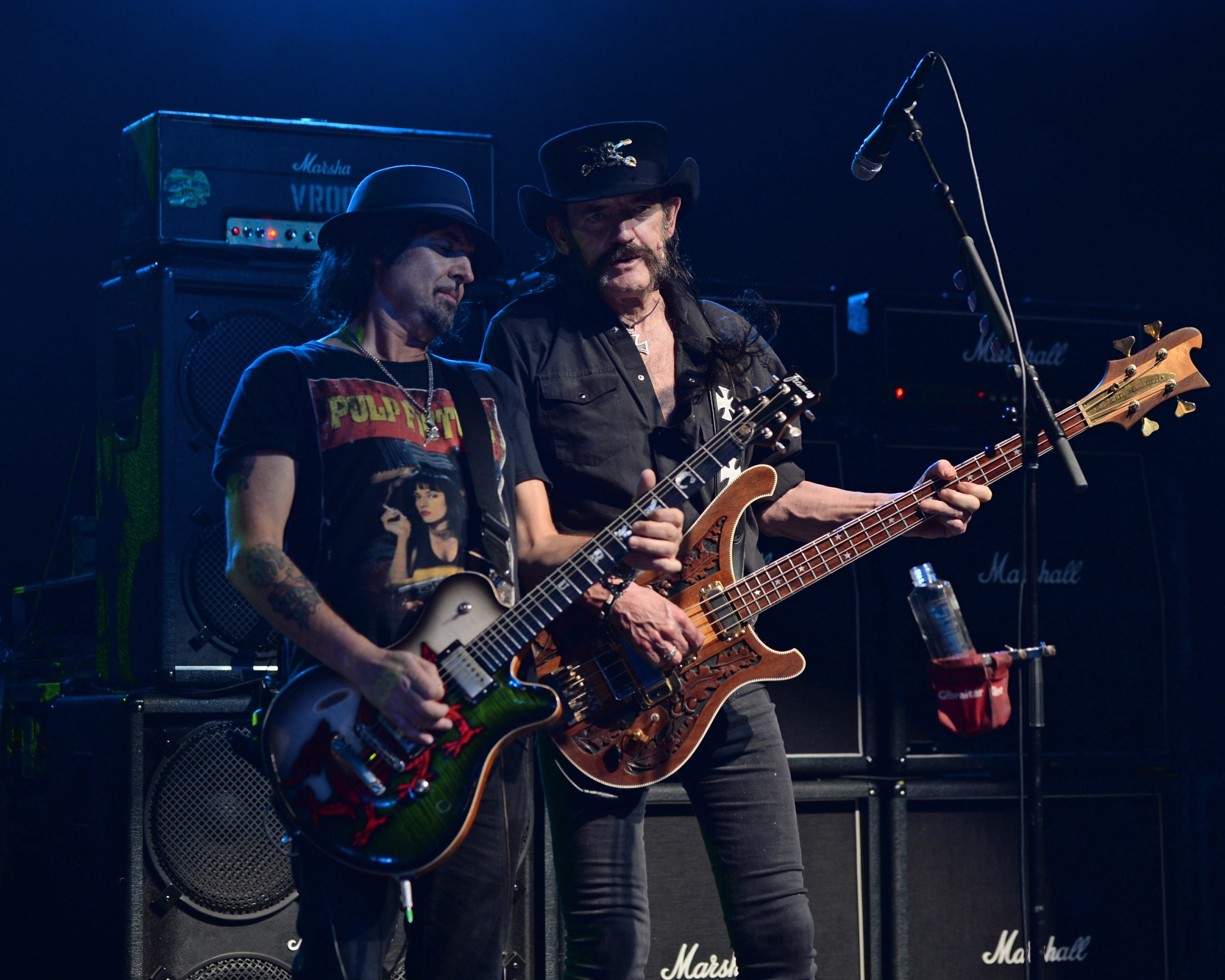 Motörhead to release a live album of one of their last concerts