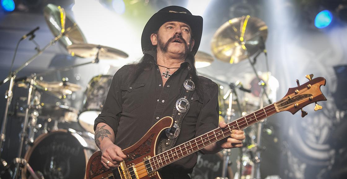 Motörhead lanzará un disco en vivo con uno de sus conciertos más