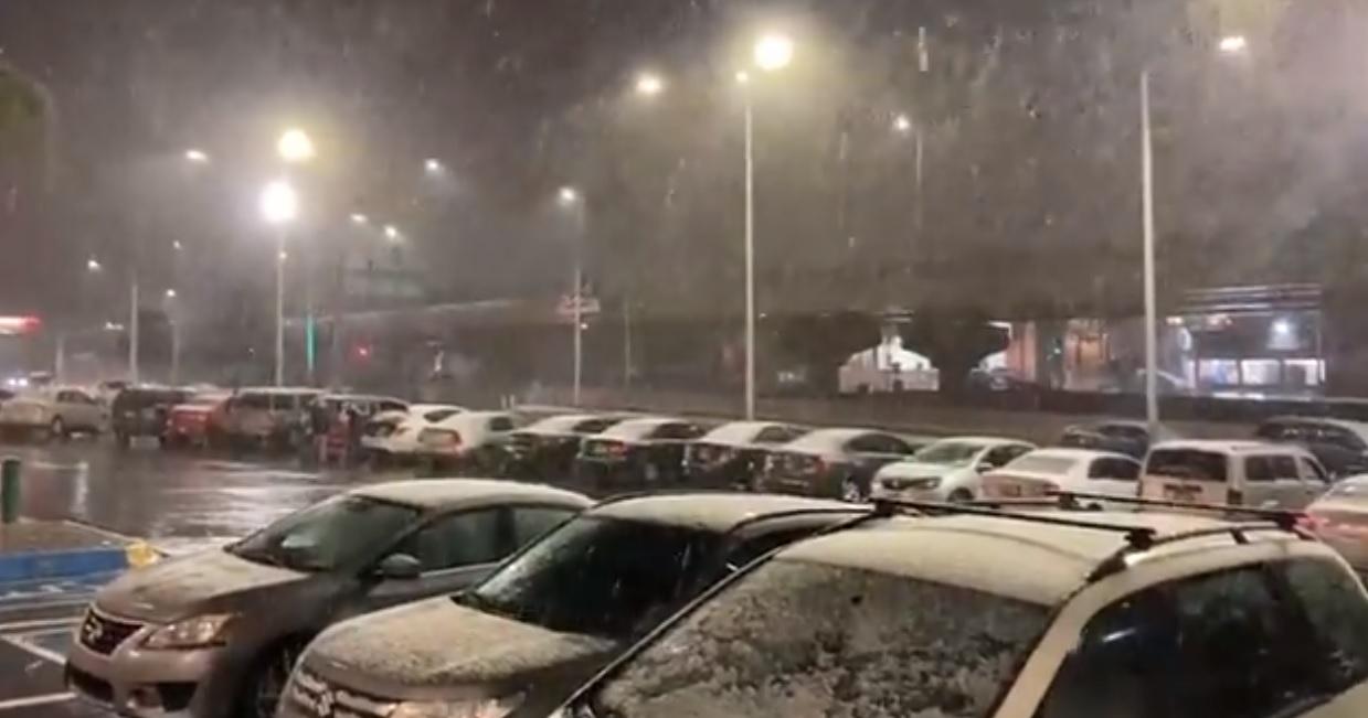 nieve aguanieve monterrey apodaca