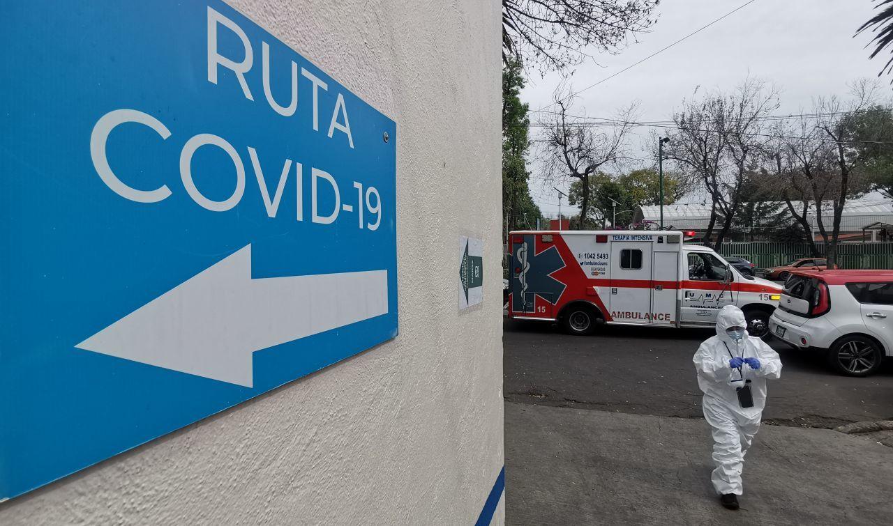 Paramédica de Puebla acusa que fue agredida con cloro desde una camioneta