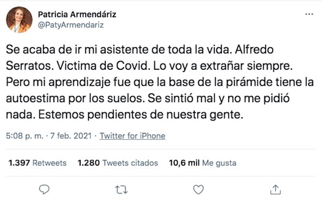 patricia-armendariz-asistente-covid-19