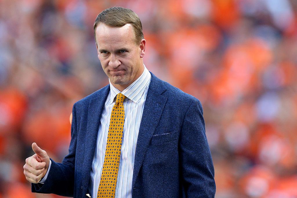 Peyton Manning encabeza la clase 2021 del Salón de la Fama de la NFL