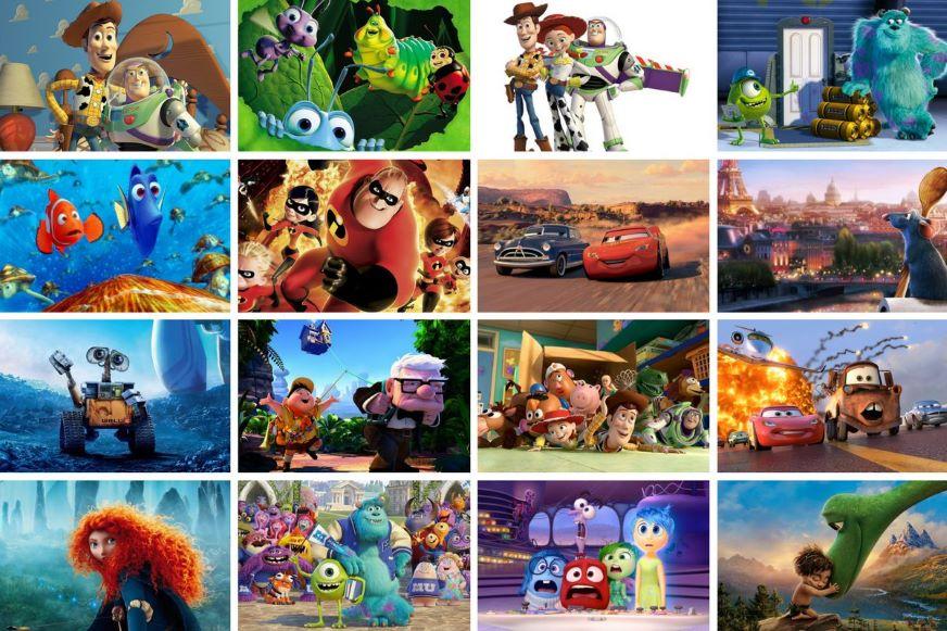 ¡Justo en la nostalgia! Pixar recopila sus mejores momentos para celebrar su 35 aniversario