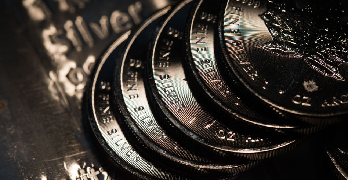 La plata alcanza su precio más alto en 8 años gracias a pequeños inversionistas