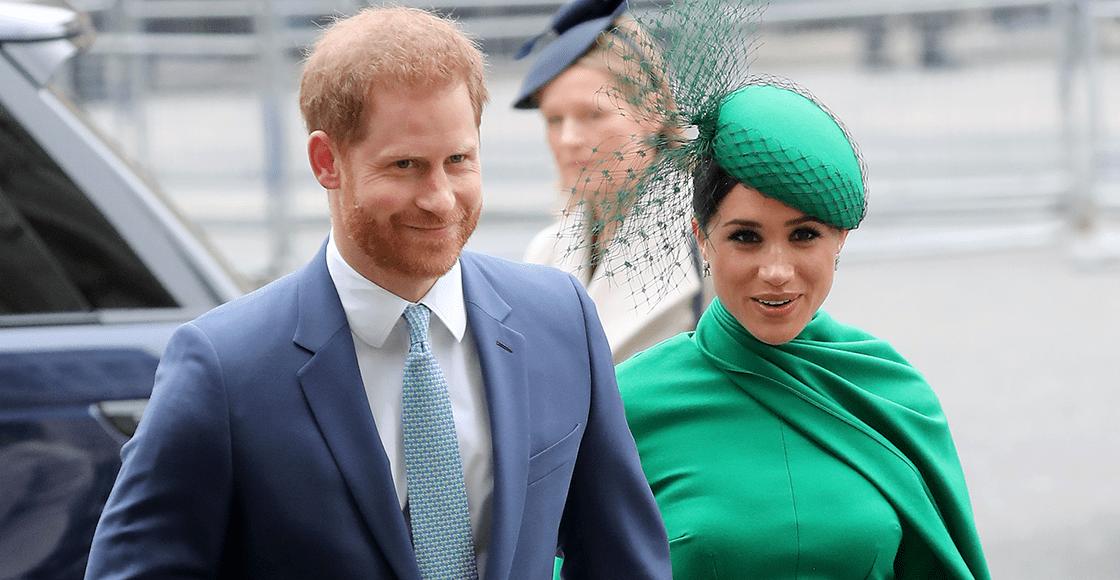 Fíjate, Paty: El Príncipe Harry y Meghan Markle están esperando a su segundo bebé