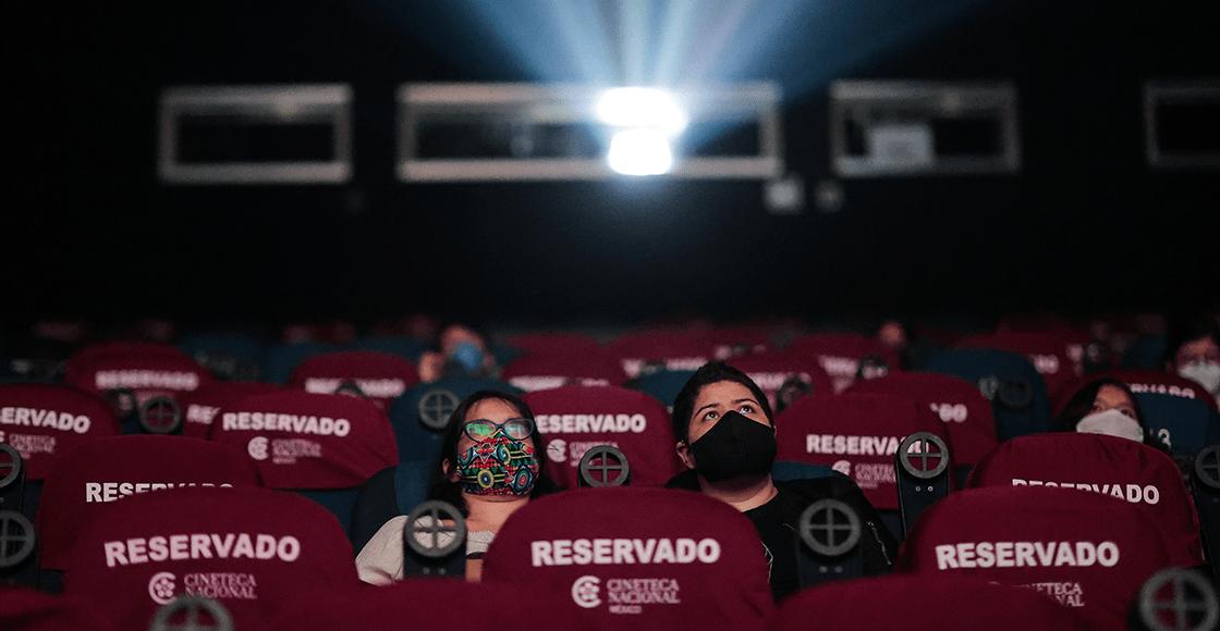 Proponen iniciativa para que todas las películas mexicanas se proyecten en cines