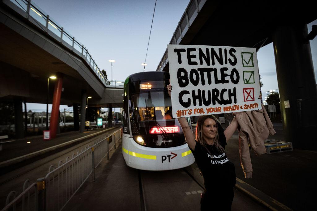 ¿¡Pooor!? El Abierto de Australia cierra sus puertas a los aficionados por cuarentena