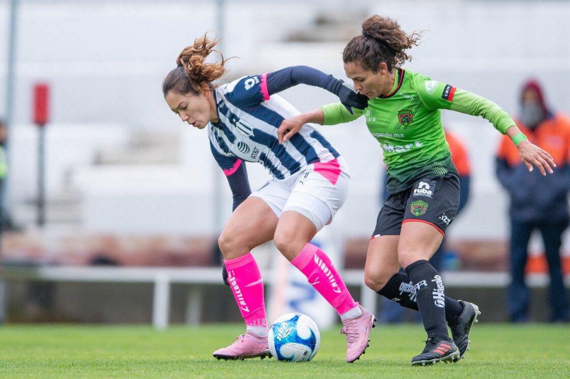 Sorpresas, goleadas y polémica en Puebla durante la J7 de la Liga Femenil