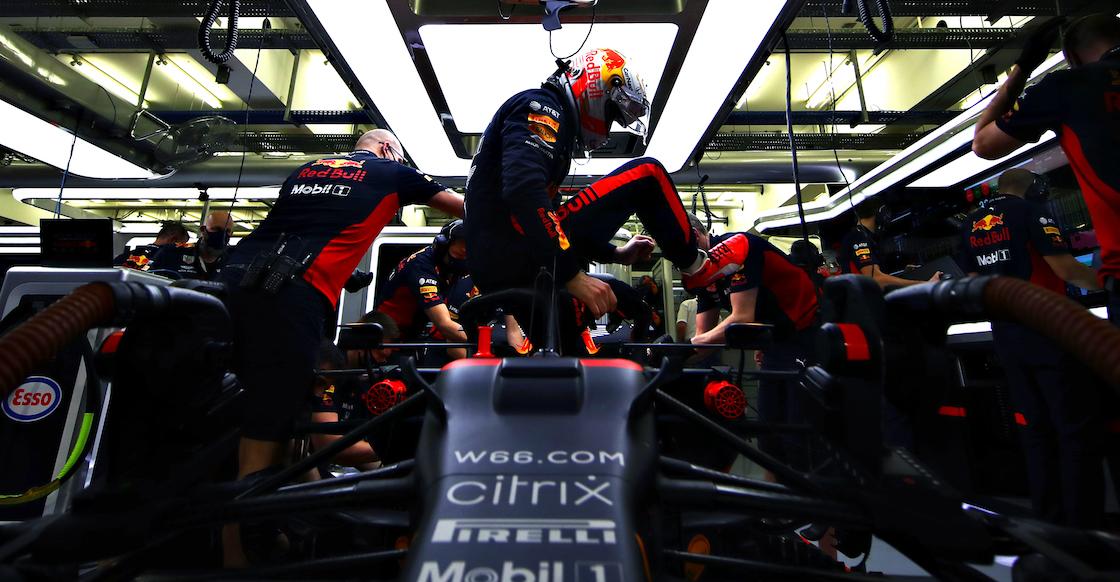 Esta es la fecha en la que Red Bull presentará el auto de Checo Pérez