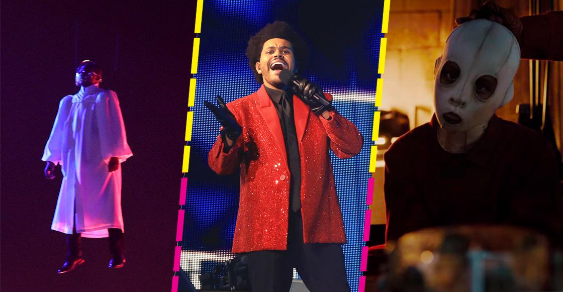 Las referencias del show de medio tiempo de The Weeknd en el Super Bowl
