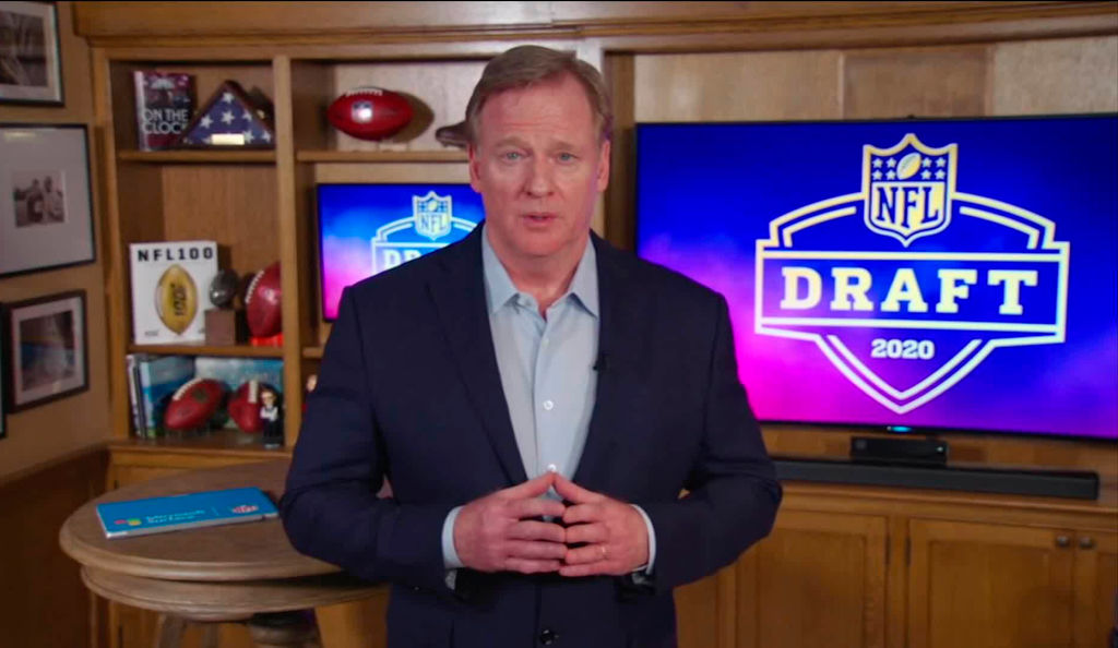 La NFL volverá a México en 2021, sólo si es seguro, dice Roger Goodell
