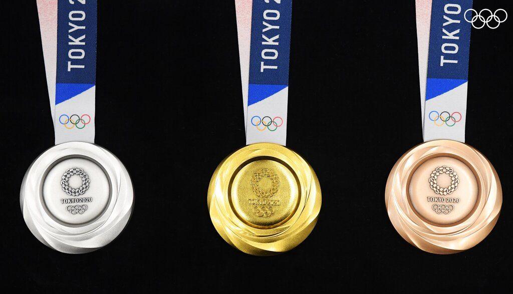 ¡Son bellísimas! Checa todos los detalles de las medallas que se entregarán en Tokio 2020