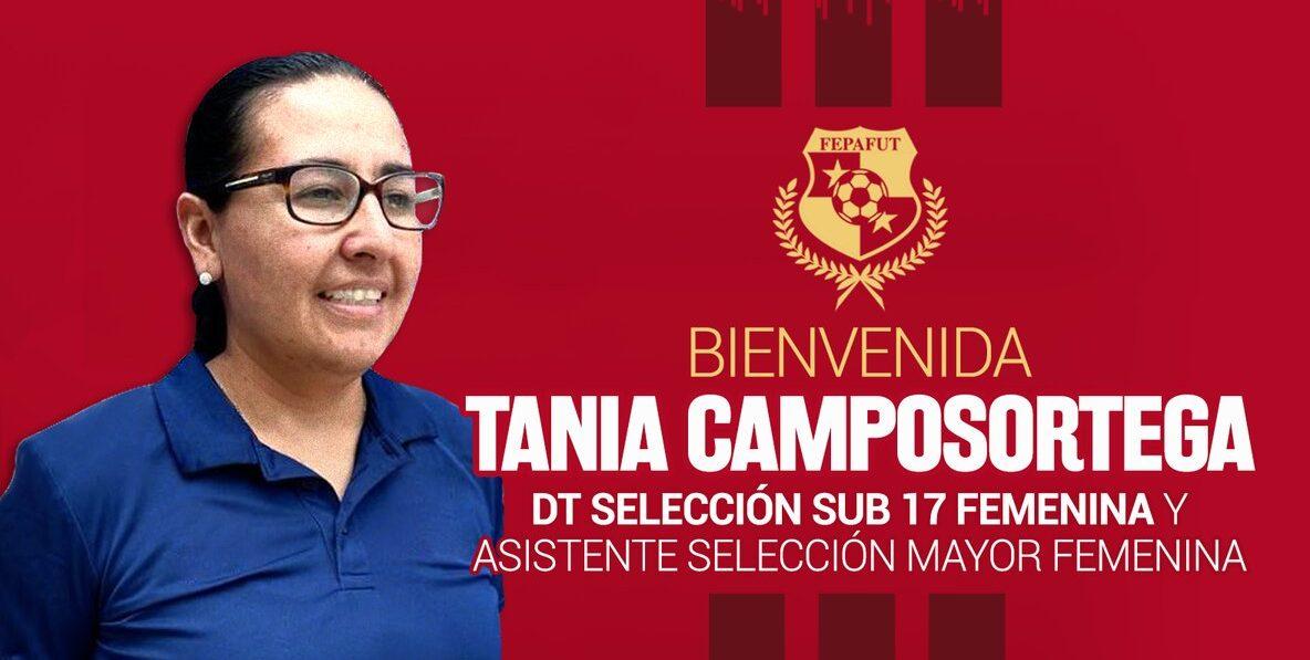 ¡Bravo! La mexicana Tania Camposortega dirigirá a Panamá Sub 17