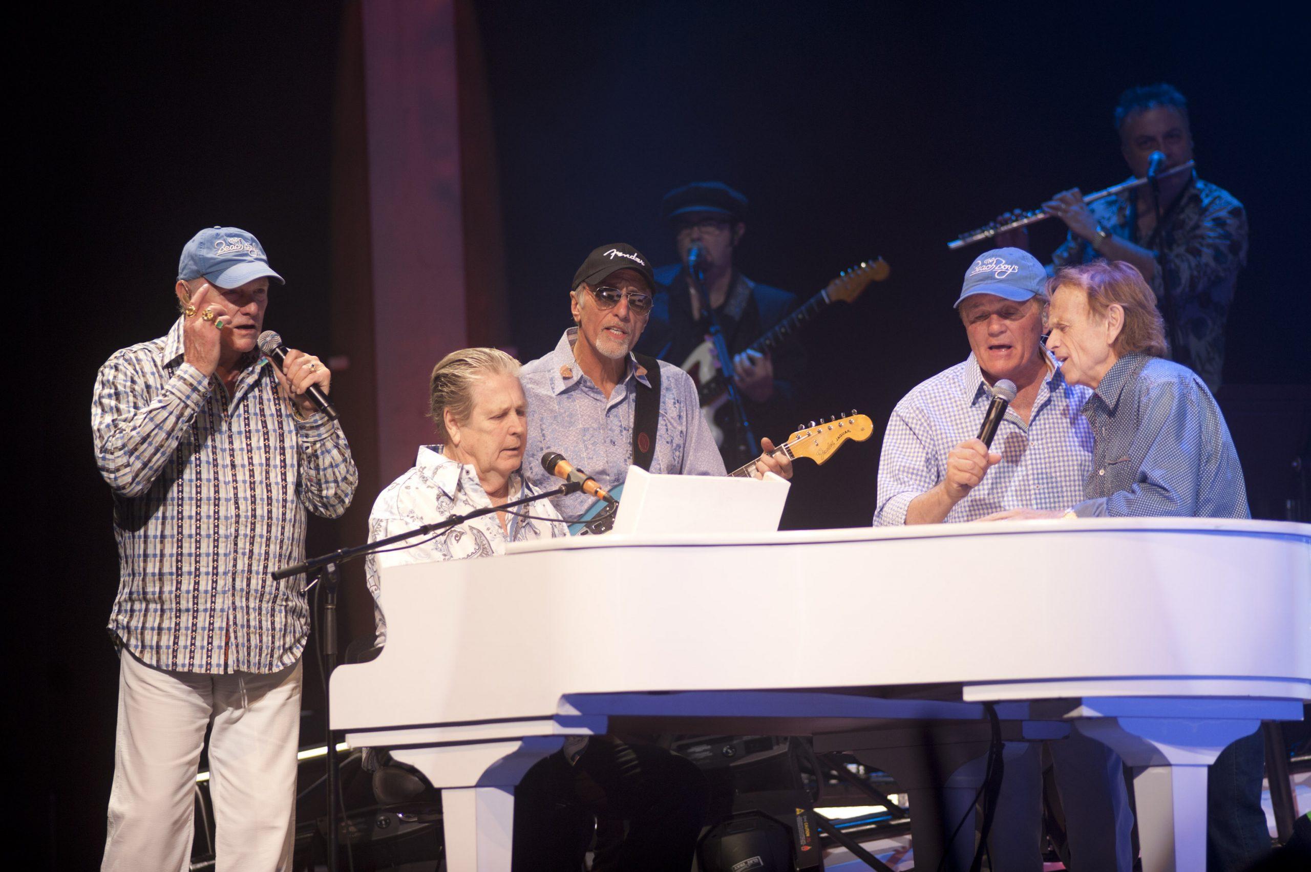 The Beach Boys vendieron su nombre y los derechos de su catálogo musical
