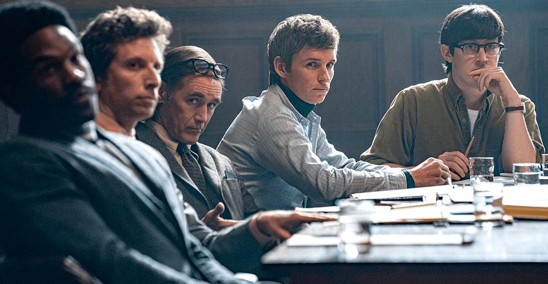 ¡'The Trial of the Chicago 7' de Netflix estará gratis en YouTube!