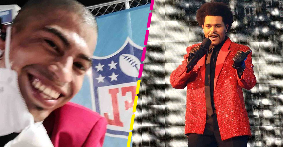 Mike Bautista: El bailarín mexicano que participó con the Weeknd en el Super Bowl