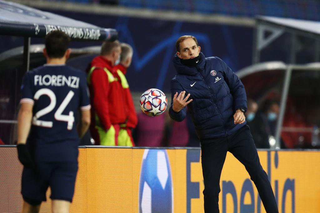 Thomas Tuchel, técnico del PSG y del Chelsea en la misma edición de Champions