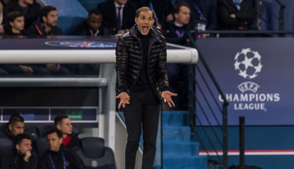 Thomas Tuchel, técnico del PSG y del Chelsea en la misma Champions League