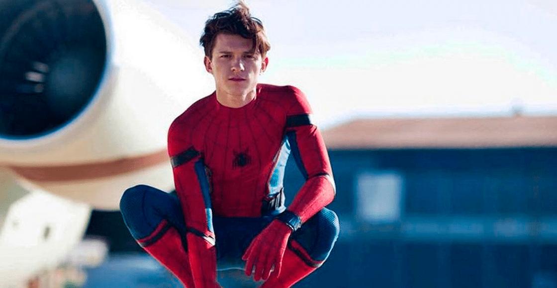 ¡Tom Holland revela el título oficial de la tercera película de Spider-Man!