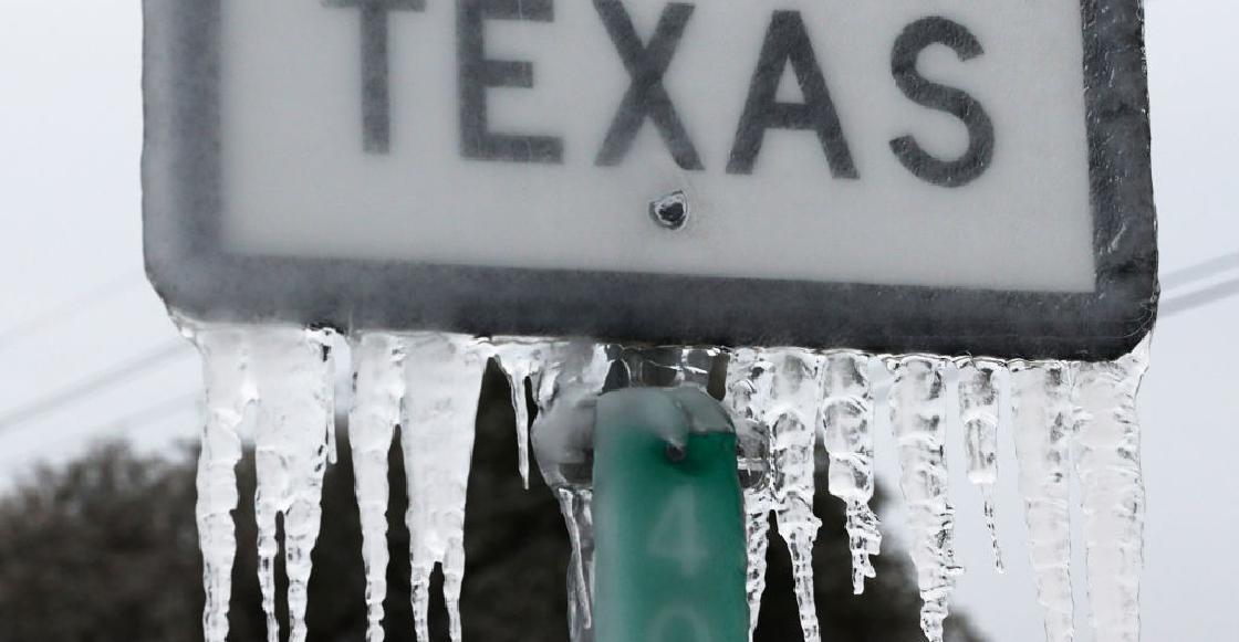 Los comentarios de un alcalde en Texas ante la tormenta invernal