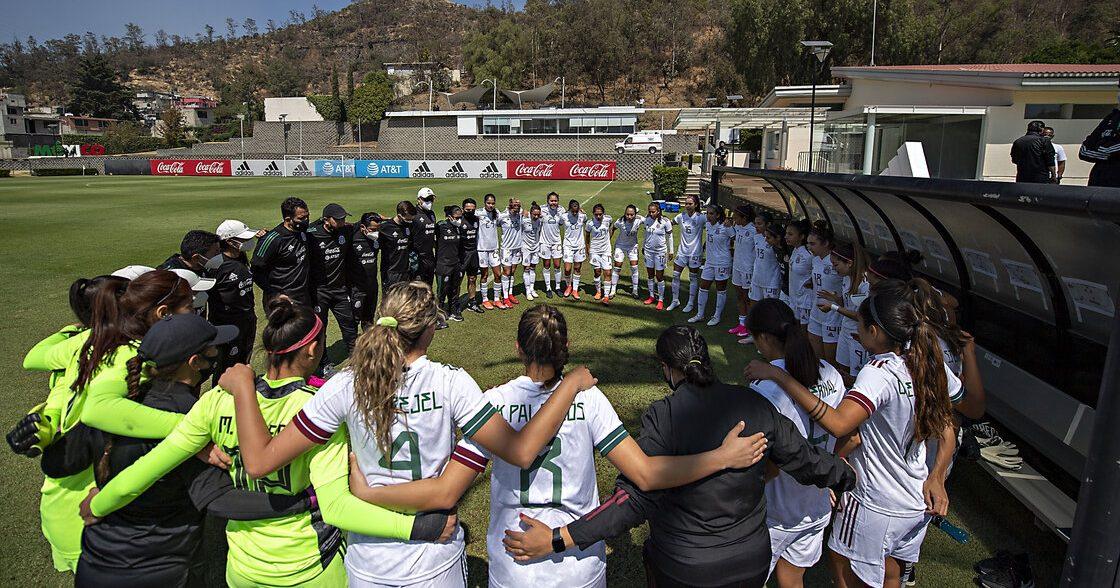 Debuts y transmisión sorpresa: Así fue el segundo amistoso del Tri Femenil vs Costa Rica