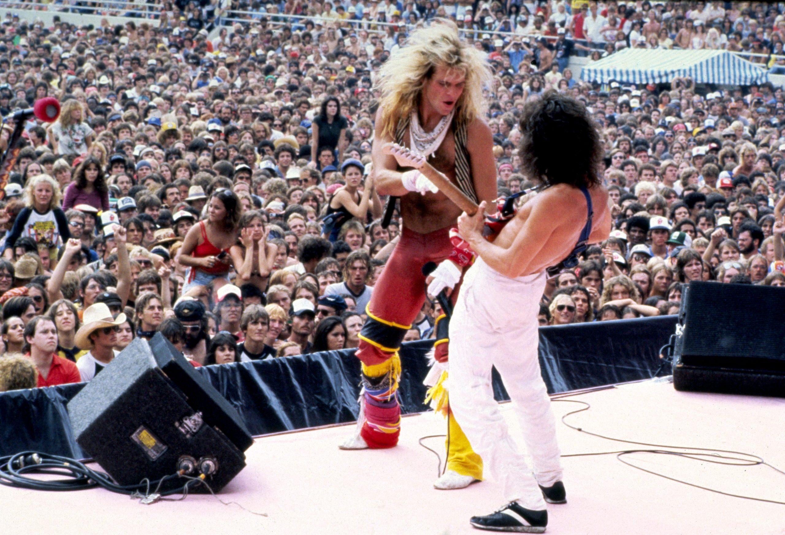 """La tenebrosa historia de """"Jump"""", la canción más famosa de Van Halen"""