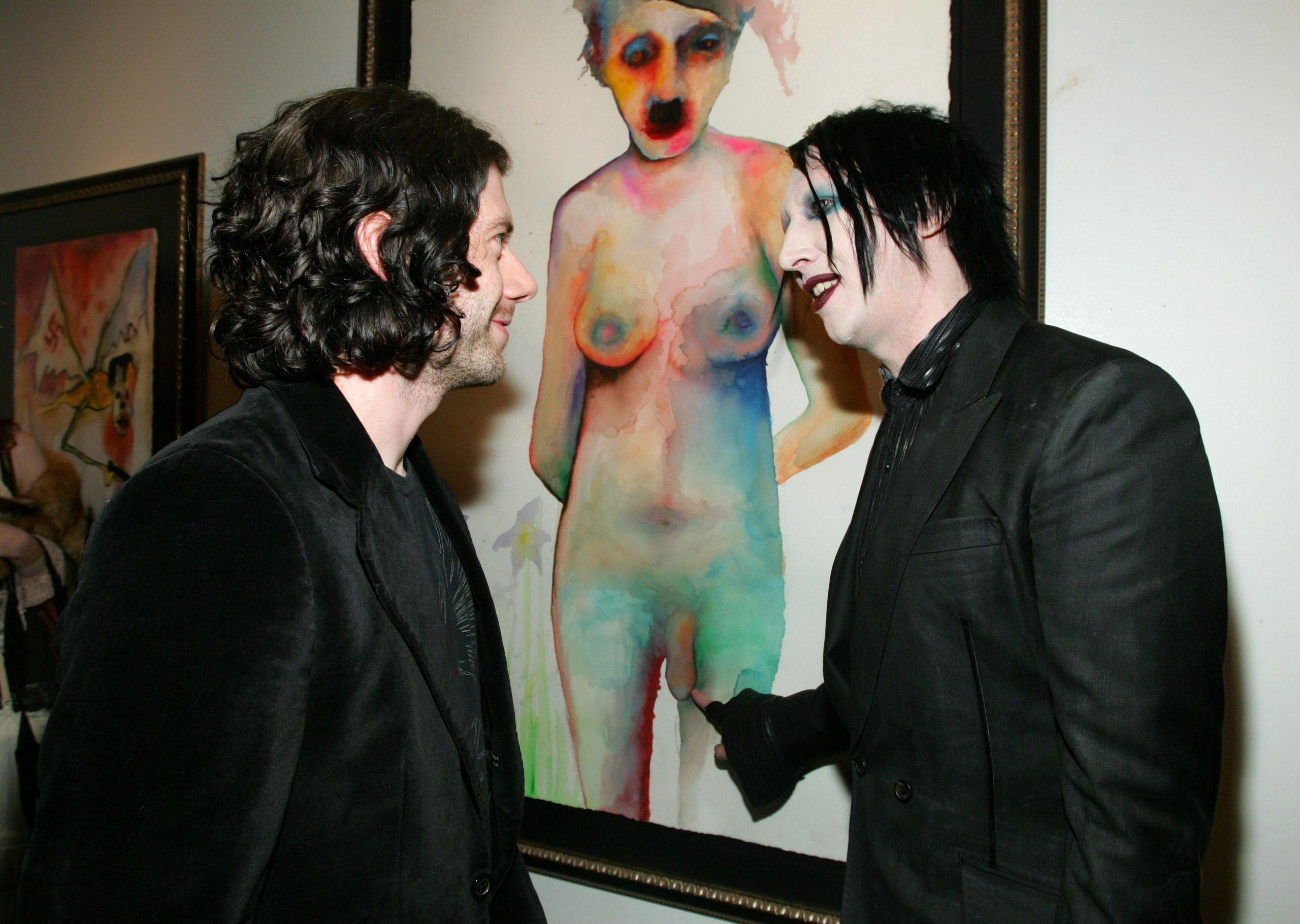 Continuan las declaraciones de abuso en contra de Marilyn Manson