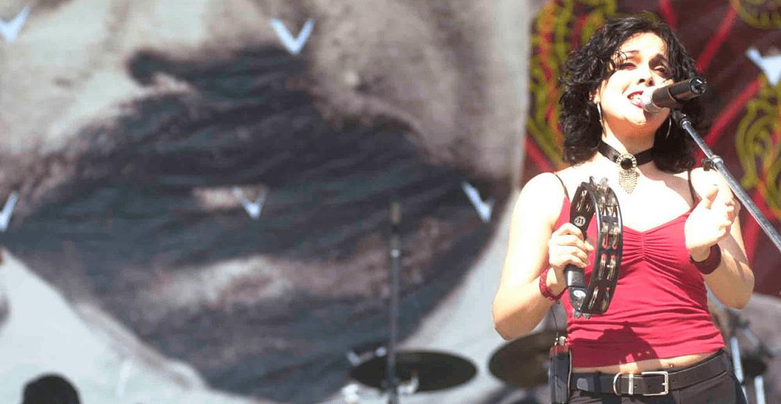 5 razones por las que Rita Guerrero se convirtió en ícono del rock mexicano