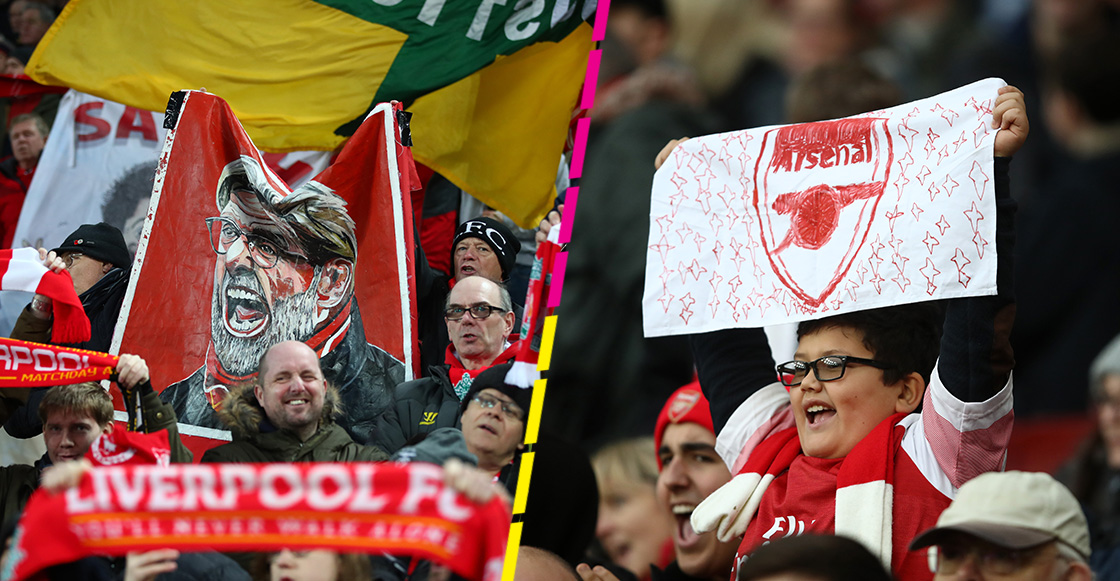 Aficionados ingleses podrán estar en las finales de Champions y Europa League, si sus equipos llegan