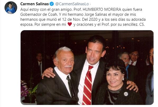 Carmen Salinas Moreira