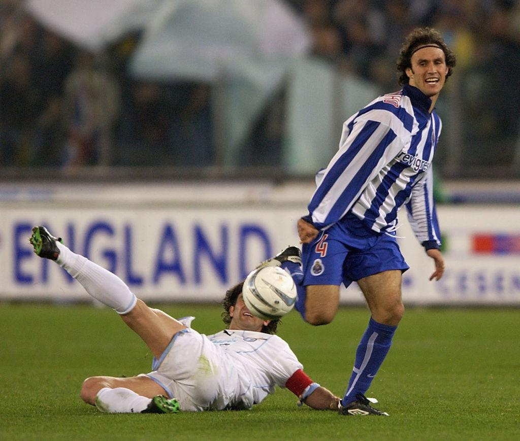 Ricardo Carvalho con el Porto