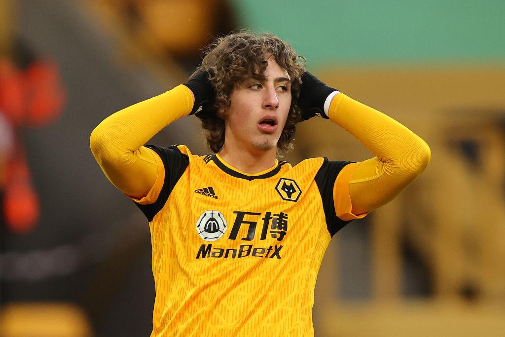 Fabio Silva del Wolverhampton