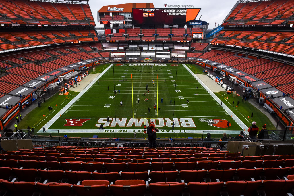 FirstEnergy Stadium casa de los Cleveland Browns
