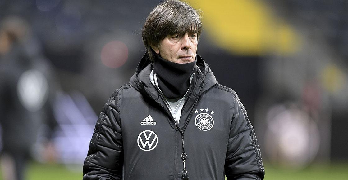 Joachim Löw se despide de la selección alemana después de la Euro 2021