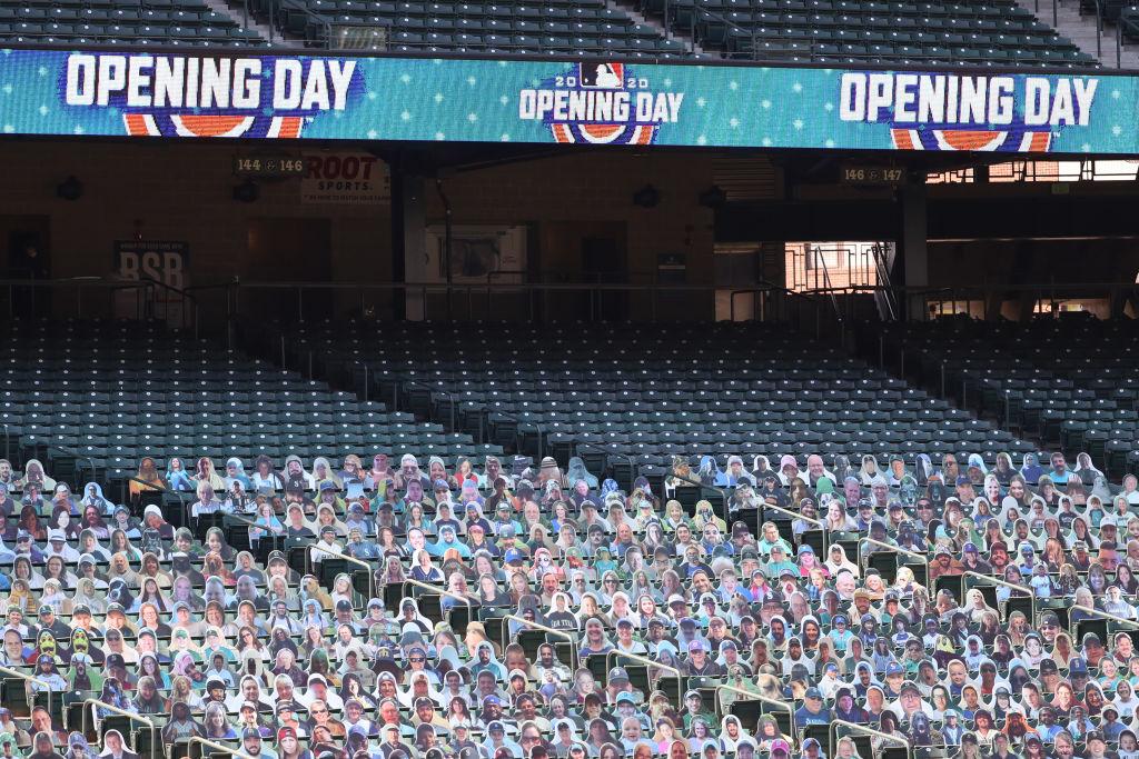 MLB Opening Day 2020