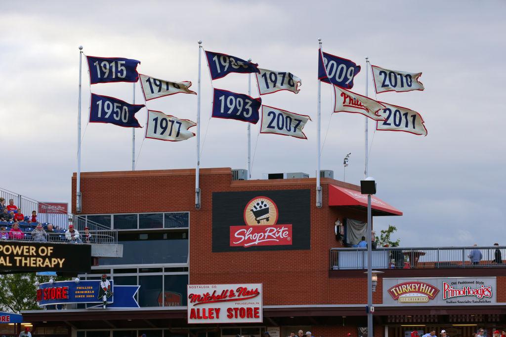 Banderines de los Philadelphia Phillies