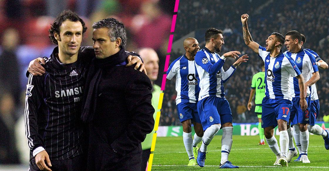 Porto vs Chelsea en los cuartos de final de la Champions League