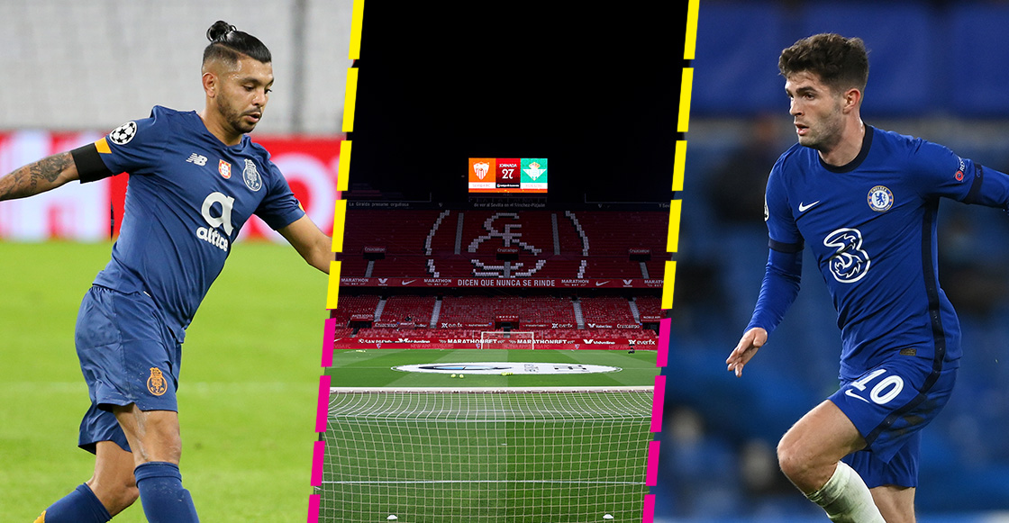 Sevilla es la nueva sede para el partido de cuartos de final de Champions League entre Porto y Chelsea
