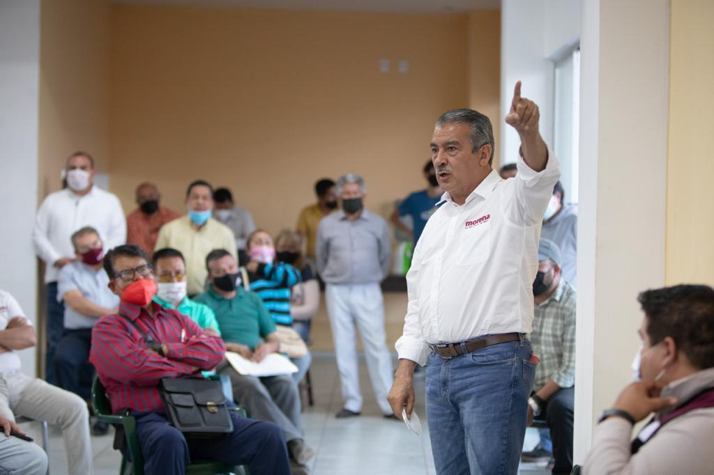 Raul Moron morena michoacán 1