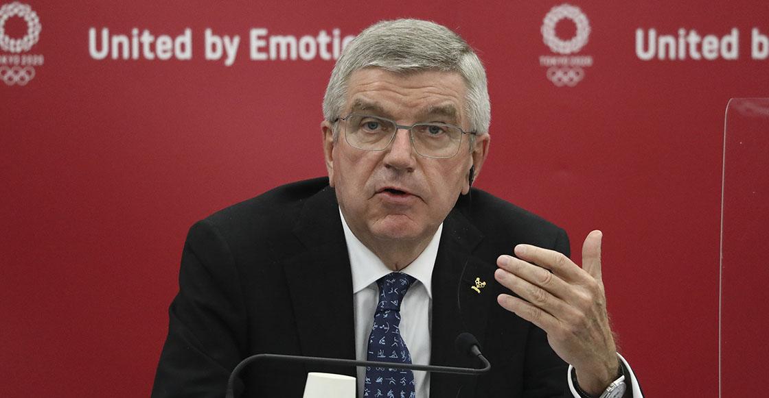 Thomas Bach presidente del COI