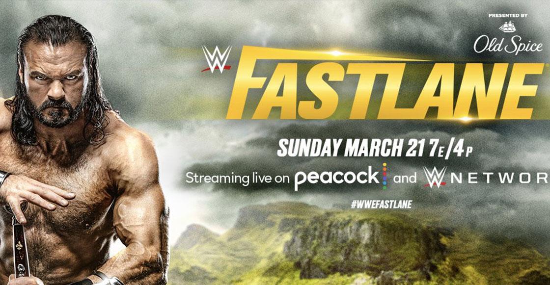 WWE presenta el pago por evento Fastlane