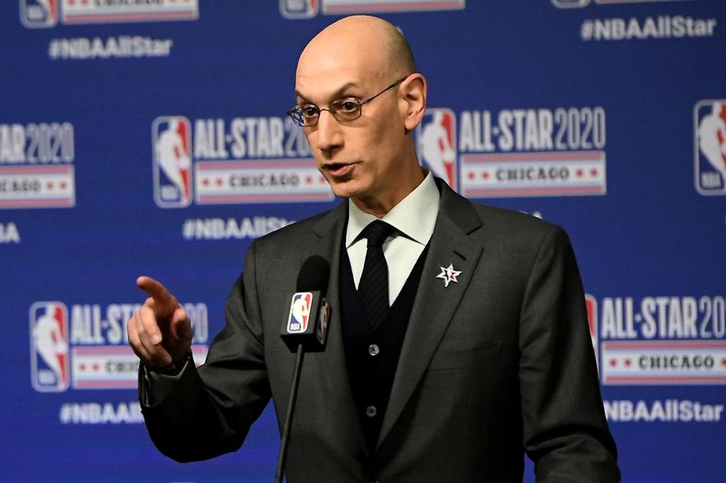 Baia baia: La NBA no exigirá que todos sus jugadores se vacunen contra el COVID