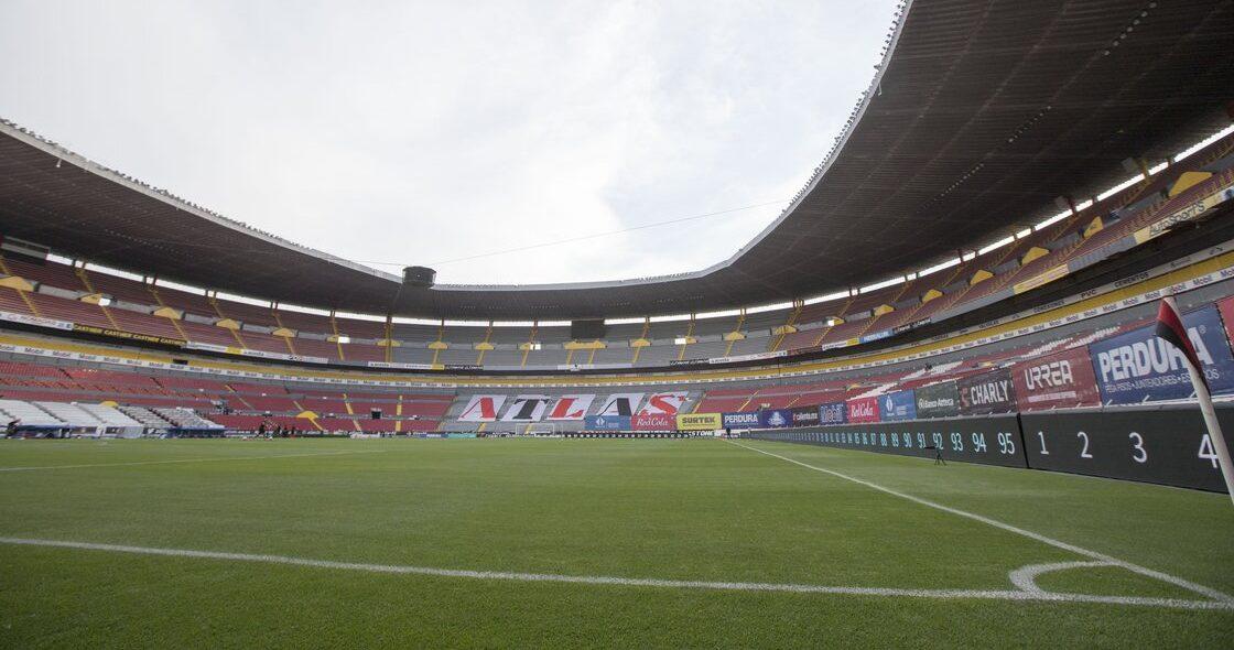 Baia baia: Atlas busca que la afición vuelva al Estadio Jalisco en abril