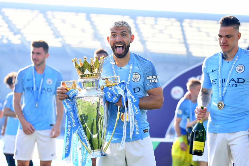 Adiós, vaquero: Manchester City despedirá al Kun Agüero con estatua en Etihad