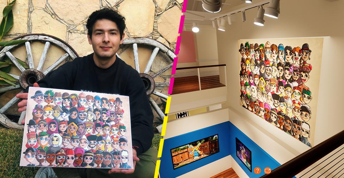 Alex Carrillo, el diseñador mexicano que trabajó con Disney