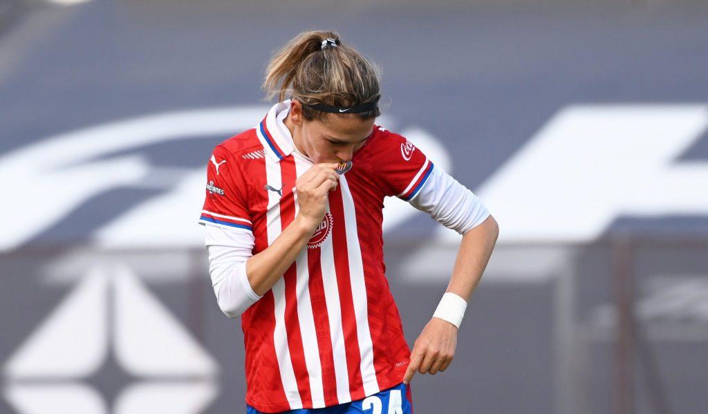 ¿Quién es Alicia Cervantes, máxima goleadora de Chivas Femenil?