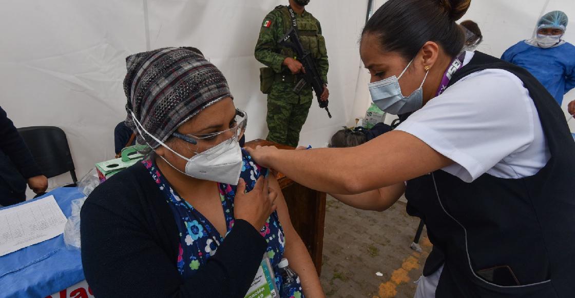 Así será la vacunación contra Covid en Huixquilucan