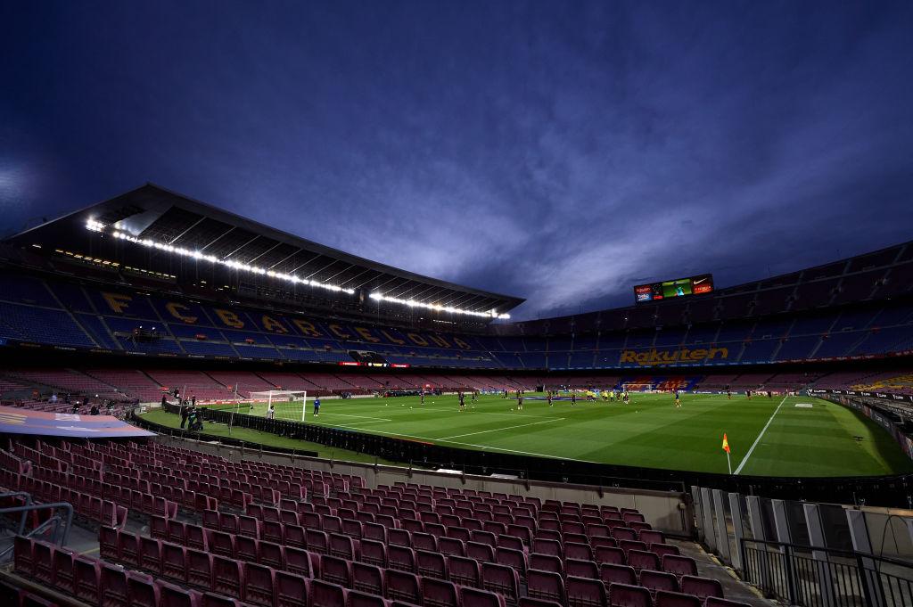¿Quién se apunta? El Camp Nou se convertirá en centro de vacunación masiva contra el COVID-19
