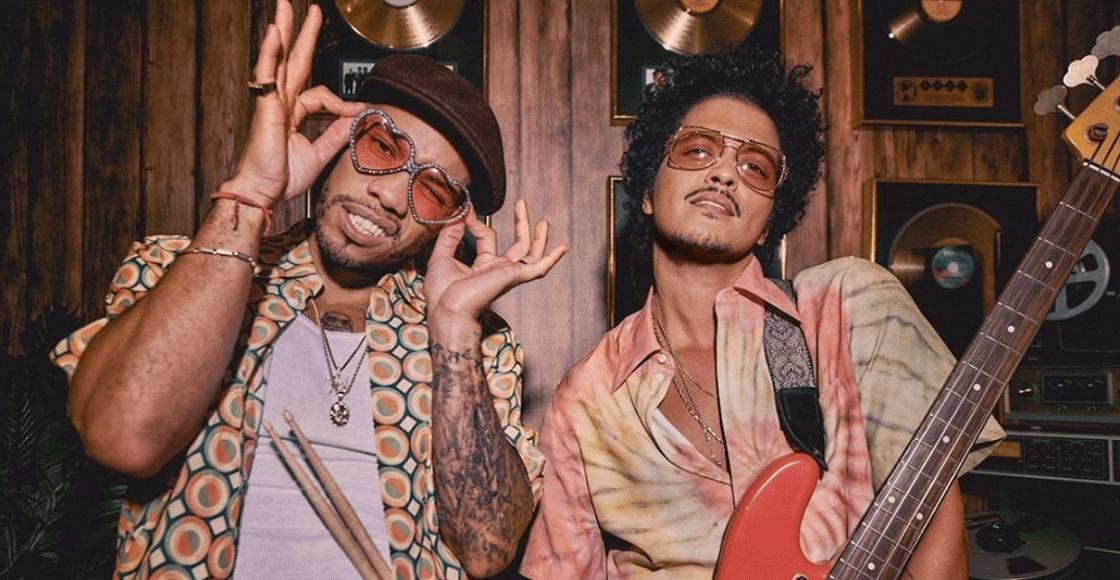 """Escucha """"Leave The Door Open"""", la rola del proyecto de Bruno Mars y Anderson .Paak"""